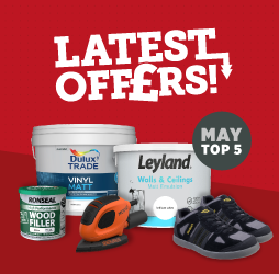 MAY'S TOP FIVE OFFERS