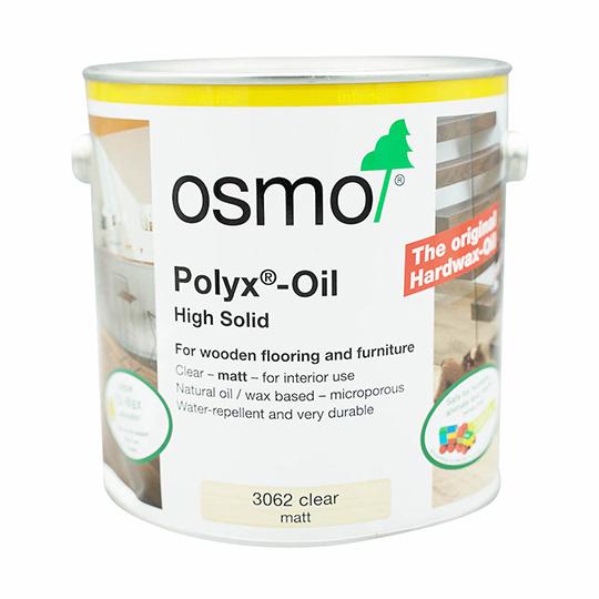 Osmo Polyx Oil Matt Clear 2.5L