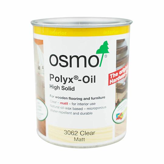 Osmo Polyx Oil Matt Clear 750ml