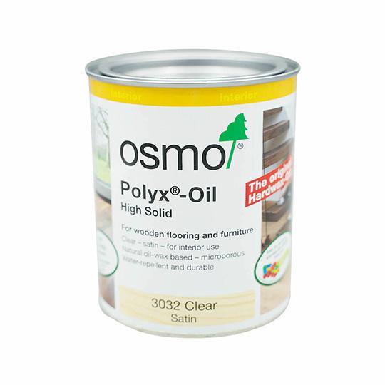 Osmo Polyx Oil Satin Clear 750ml