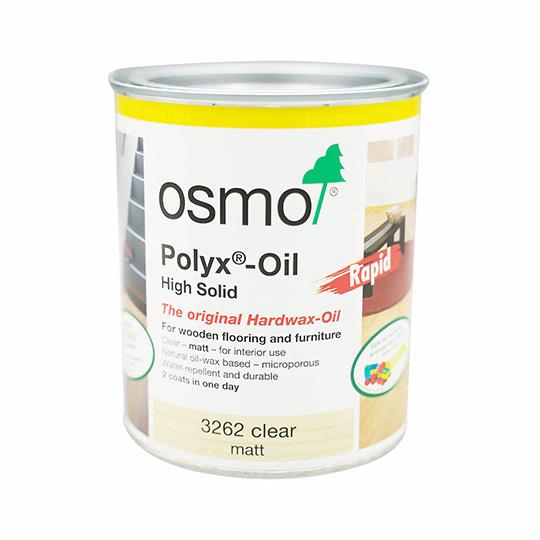 Osmo Polyx Oil Rapid Matt Clear 750ml