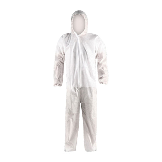 Disposable Overall White XL