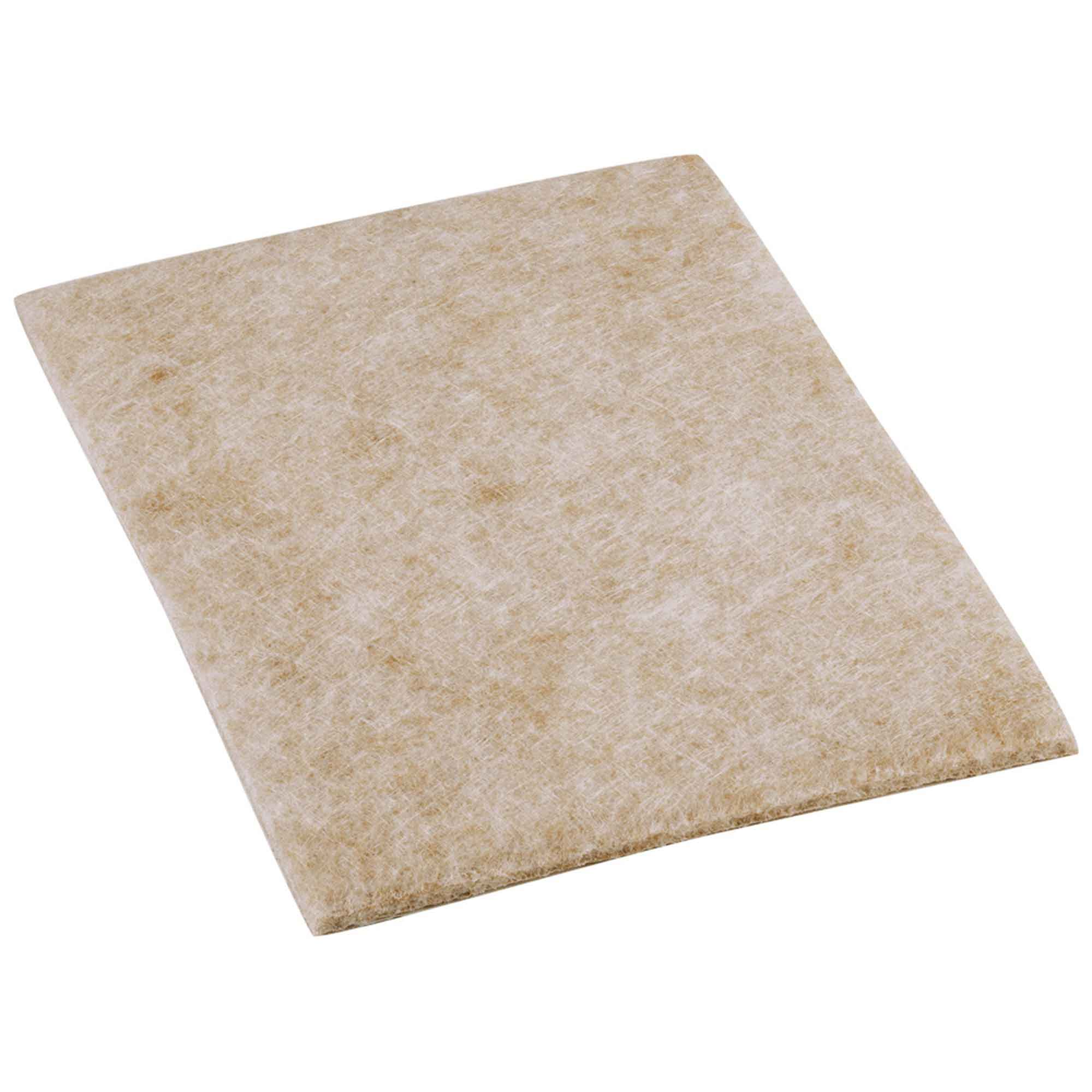 Select Heavy Duty Felt Pads 110mmx150mm Pack of 2
