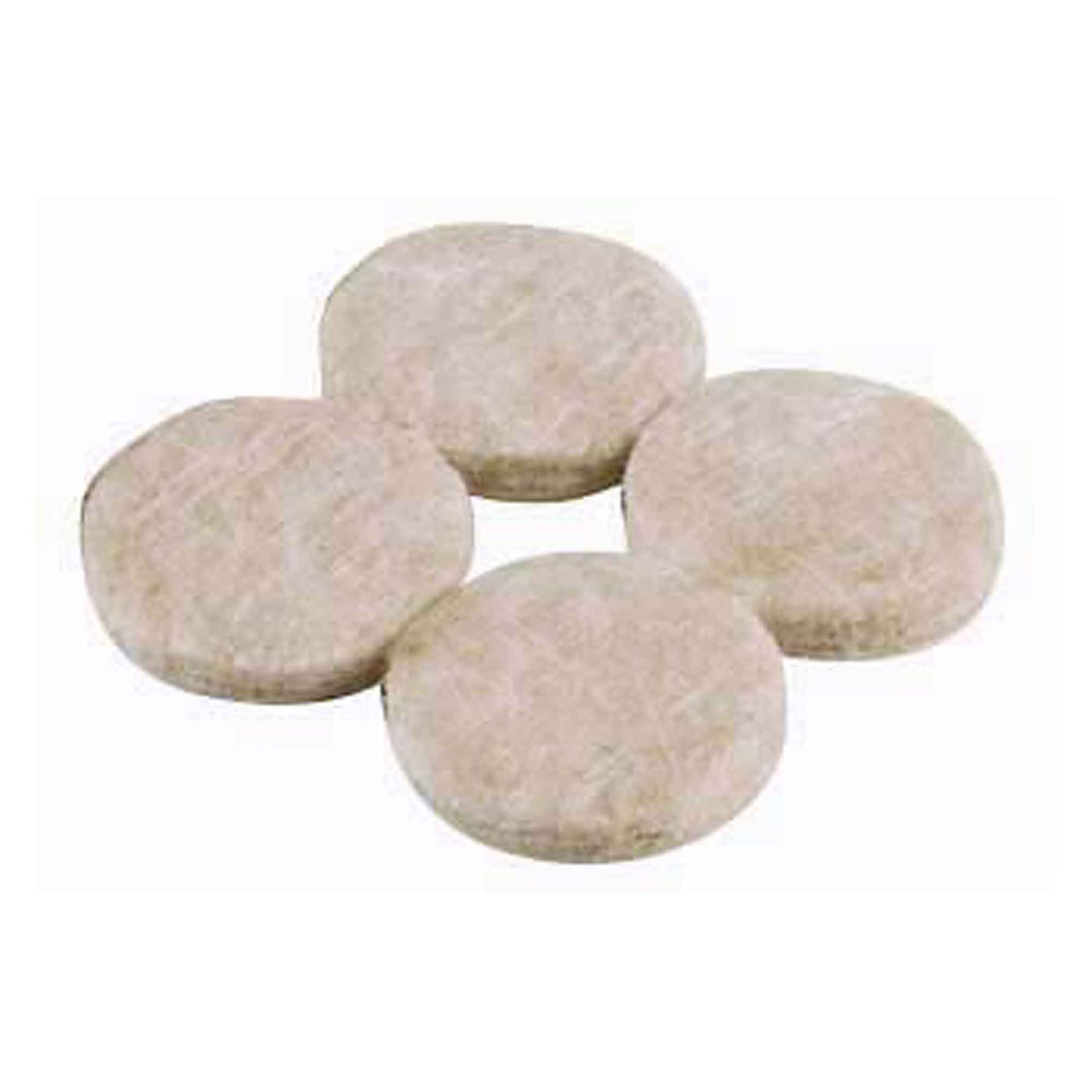 Select Heavy Duty Felt Pads Round 38mm Pack of 8