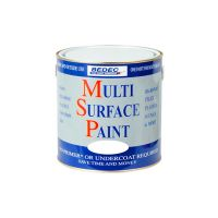 MSP Multi Surface Paint Gloss 250ml White