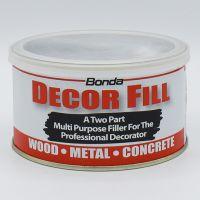 Bonda Decor Fill Multi Purpose Filler White 500g