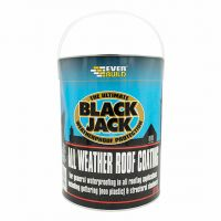 Everbuild Black Jack Bitumen All Weather Roof Coating 5L
