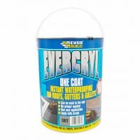 Everbuild Evercryl One Coat Roof Repair Grey 5kg