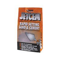 Everbuild Jetcem Rapid Setting Sand & Cement 2kg
