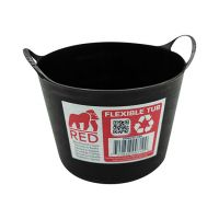 Gorilla Flexible Tub Bucket Black 300ml