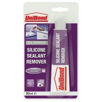 Unibond Silicone & Sealant Remover Gel 80ml