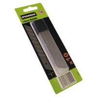 Spearhead Snap-Off Knife Blades 18mm Pack of 10