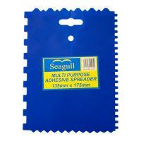 Seagull Multi Purpose Adhesive Spreader 135mm x 175mm