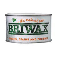 Briwax Original Natural Wax Medium Brown 370g
