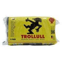 Trollull Steel Wool Fine 150g 8 Pads