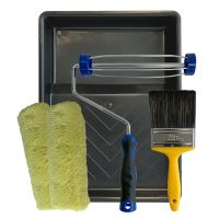 Seagull Masonry Roller Tray Set 9in 5 Pieces