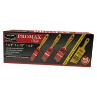 Seagull Promax Plus DuPont Paint Brush Set of 3 & Cutting In