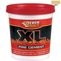 Everbuild XL Fire Cement Grey 2kg