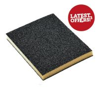 Sanding Pad Sponge Double Sided 220G 12mm