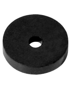Tap Washer Flat Rubber 1/2in