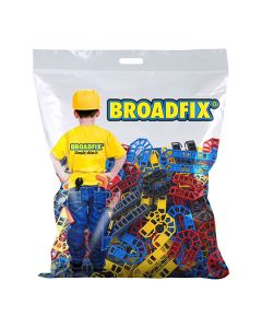 Broadfix U Shim Packers Assorted Pack of 200