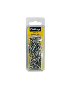 Challenge Masonry Nails 25mm Pack of 60