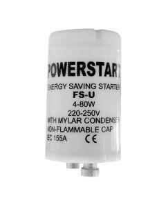 Electrics - Fluo Starter Switch FSU 6in 5ft