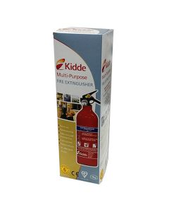 Kidde Fire Extinguisher Dry Powder All Purpose 1kg