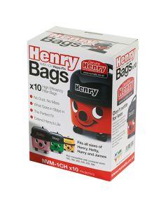 Vacuum Cleaner Bags - HENRY HOOVER Pk10