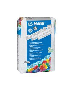 MAPEI Tile Adhesive KERAQUICK Rapid Set S1 10kg White