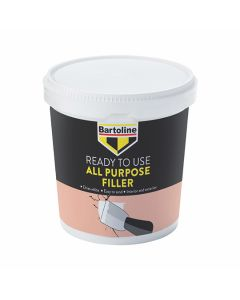 BARTOLINE Ready Mixed All Purpose Filler 1kg