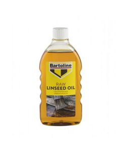 Linseed Oil - Raw 500ml