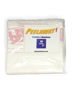 PEELAWAY - Spare Blanket For Peelaway Syst 1 Red