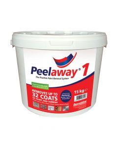 PEELAWAY System 1 BARRETTINE Paint Remover Stripper Paste 15kg