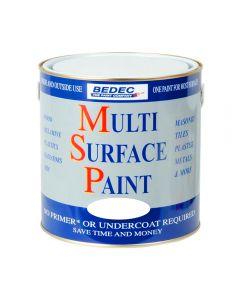 Bedec MSP Multi Surface Paint Gloss 2.5L White