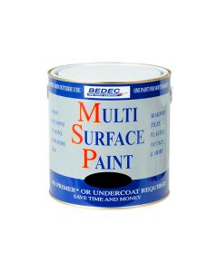MSP Multi Surface Paint Gloss 750ml Black