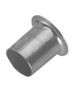 Shelf Support Steel Socket Chrome