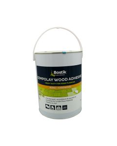 Bostik Adhesive For Wooden Floors & Parquets H/Duty 5L