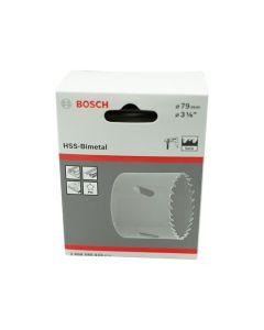 Bosch HSS Bimetal Holesaw 79mm