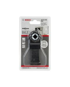 BOSCH Multi Cutter Accessory - Plungecut Saw Blade BIM 32x50mm