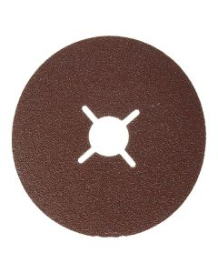 Bosch Sanding Disc Fibre Backed 24G 180mm