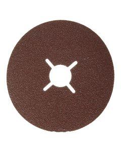 Bosch Sanding Disc Fibre Backed 120G 180mm