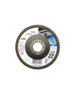 BOSCH Sanding Flap Disc For Angle Grinder 115mm