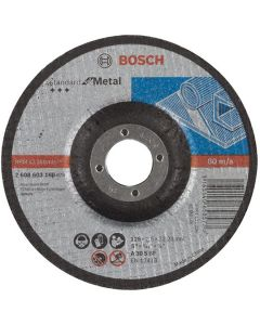 Bosch Metal Cutting Disc Depressed 5in 22mm x 125mm