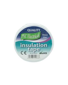 Electrical Insulating Tape 19mmx33m White
