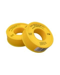 PTFE Single Wrap Gas Tape 12mm x 5m Roll