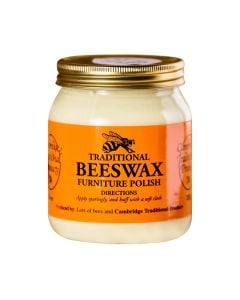 Traditional Beeswax Furniture Polish Neutral 5oz