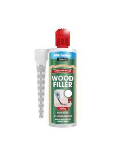 SDM Coatings Pre Mixed Wood Filler White 300g