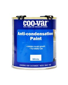 COO VAR Anti Condensation Paint 1L White