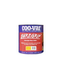 Coo Var Suregrip Anti-Slip Floor Paint Yellow 1L